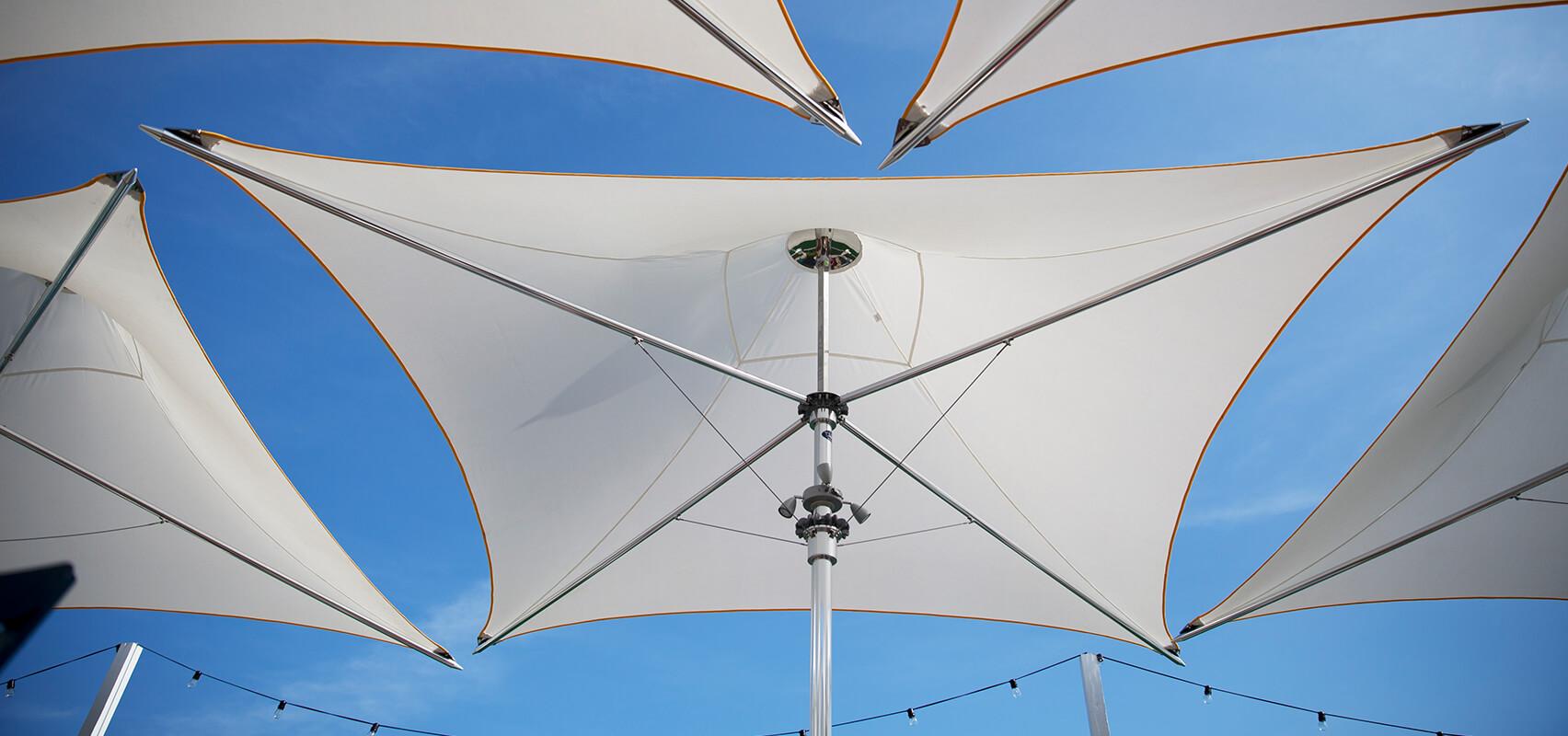 F-1 Ocean Master Max Umbrellas & Parasols | TUUCI
